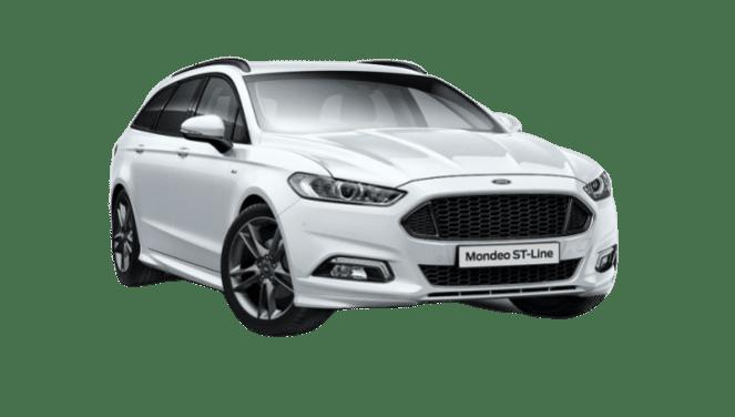 Ford - Nye biler ny bil