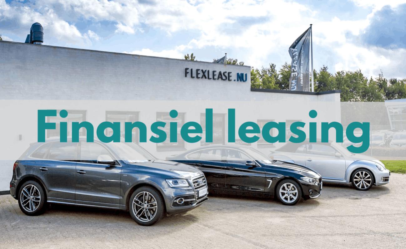 leasingformer finansiel leasing af bil flexlease flexlease.nu leasing