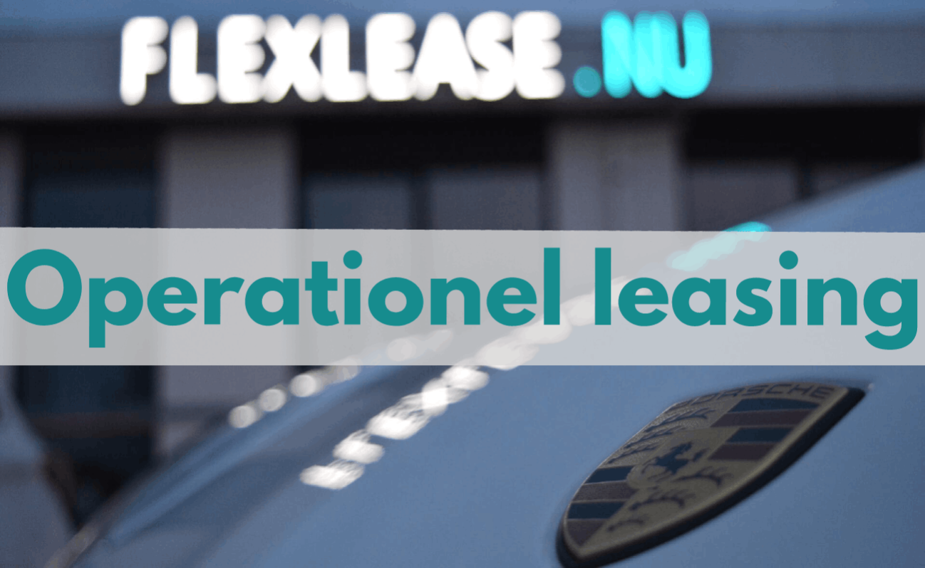 leasingformer operationel leasing af bil flexlease nu flexlease.nu leasing