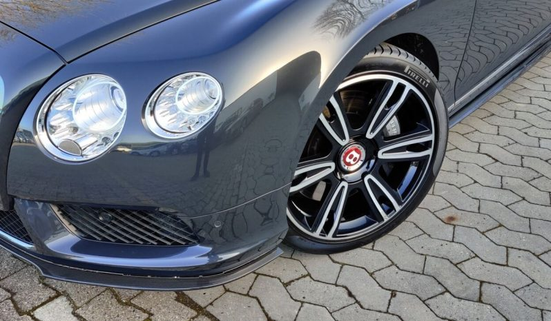 Bentley Continental GT 4,0 V8 aut. full