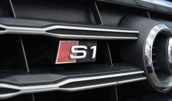 Audi S1 2,0 TFSi SB quattro full