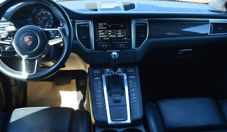 Porsche Macan Turbo 3,6 PDK full